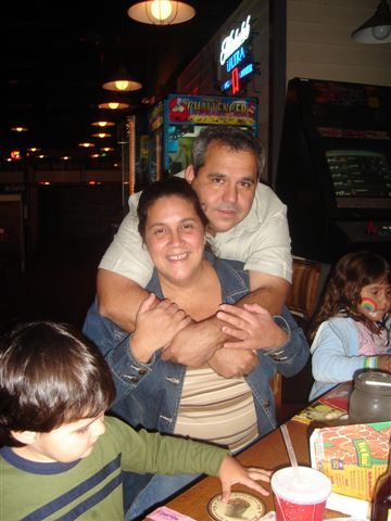 December 2006 at a the Road House Grill Restaurant